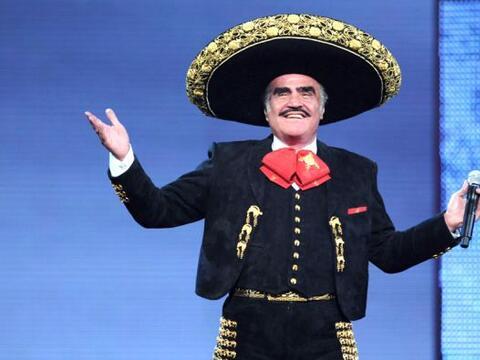 Don Vicente Fernández es la clara prueba de que, aunque pasen los...