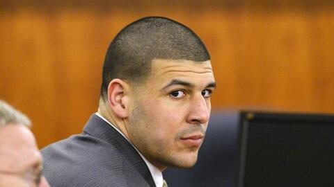 Aaron Hernández, exjugador de la NFL es hallado muerto en la cárcel