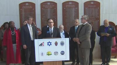 Diversas organizaciones religiosas expresan su apoyo a la comunidad judía tras la masacre en Pittsburgh