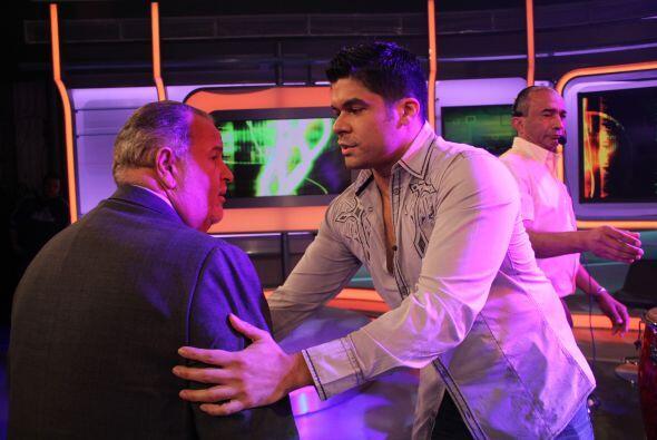 Raúl de Molina es un gran fan de la música de Jerry Rivera.