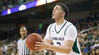 LiAngelo Ball fue arrestado en China por robo.