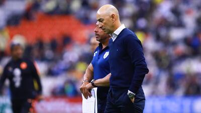 Pako Ayestarán fue despedido como técnico de Pachuca