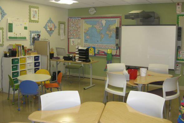 St. Jude tiene su propia escuela para ayudar a que los niños continúen c...