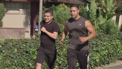 Noel Torres reveló sus secretos para mantenerse en forma