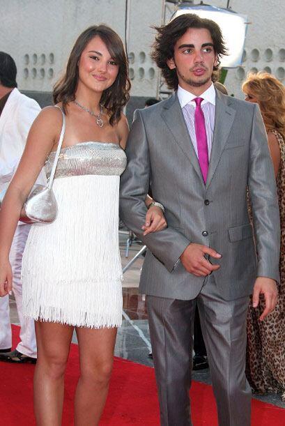 Esta pareja sí que está Llena de Amor. Diego Amozurrutia y Mariana Van R...