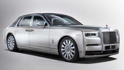 El nuevo Rolls-Royce Phantom VIII en fotos
