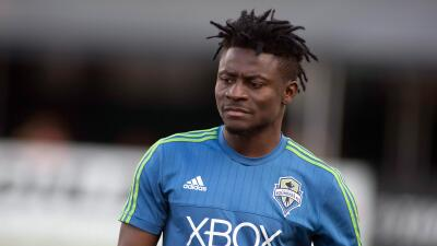 Martins será baja para Seattle Sounders FC.