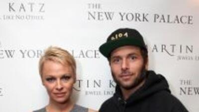Pamela Anderson no quiere separase de Rick Salomon.