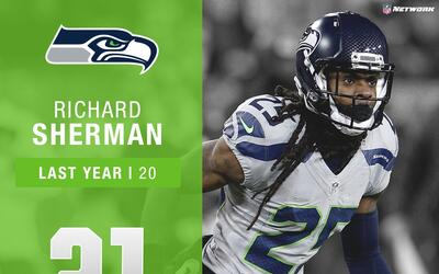 #21: Richard Sherman (CB, Seahawks) | Top 100 Jugadores 2017
