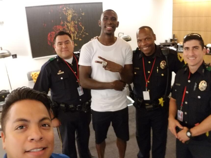 'Let's Talk Dallas Police & Youth Forum 2017' 20170727_112647.jpg