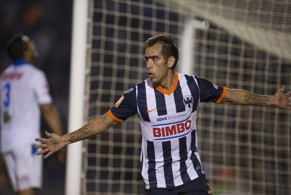 Anotó su gol al minuto 84, no recibió ninguna tarjeta, disparó tres vece...