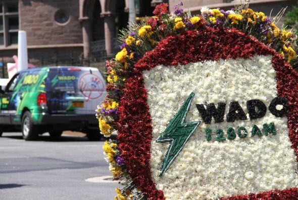 Desfile de las flores en Manhattan