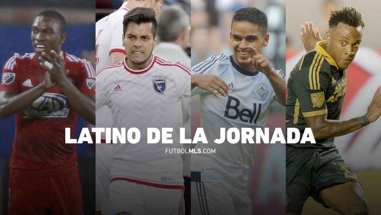 Latino de la Jornada 17
