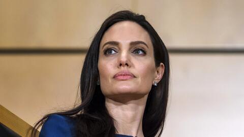 Angelina Jolie es embajadora de las Naciones Unidas