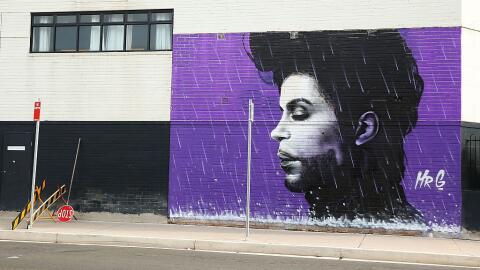 Mural de Prince