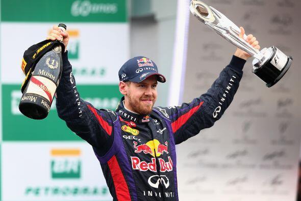 Es hora de pasar a los triunfos, y como ganador en el 2013 ninguno como...