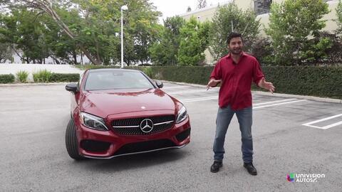 Mercedes Clase C 2017 - Prueba A Bordo Completa