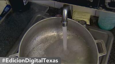 Anuncian nuevo plan para el consumo de agua en Austin