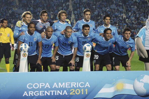 Uruguay pasa por uno de sus mejores momentos de los últimos 20 años. Lue...