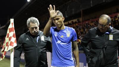 El colombiano Francisco Meza, defensa del Tigres, estará de vuelt...