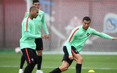 Portugal llega tocado a la semifinal frente a Chile: dos bajas y una duda