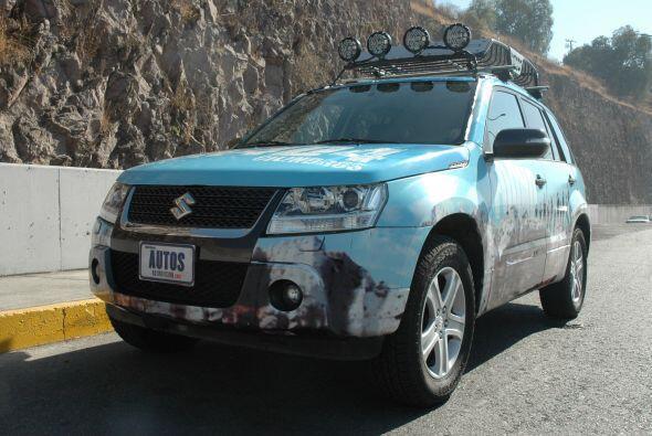 Suzuki Grand Vitara 4x4 2011