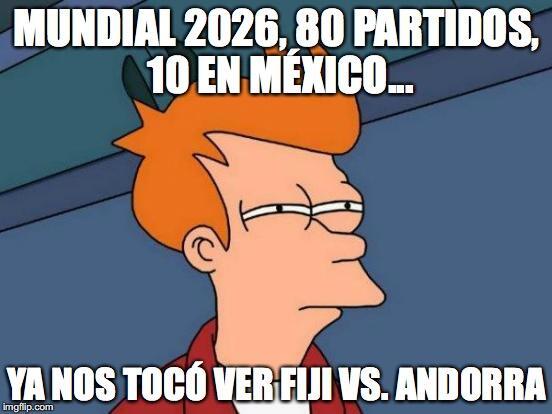 La candidatura al Mundial 2026 no se salvó de los divertidos memes 1n0r9...