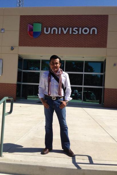 En San Antonio se inauguraron las nuevas oficinas de Univision y nosotro...