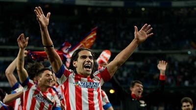 Radamel Falcao García: memorias de un 'Tigre' en la Champions League