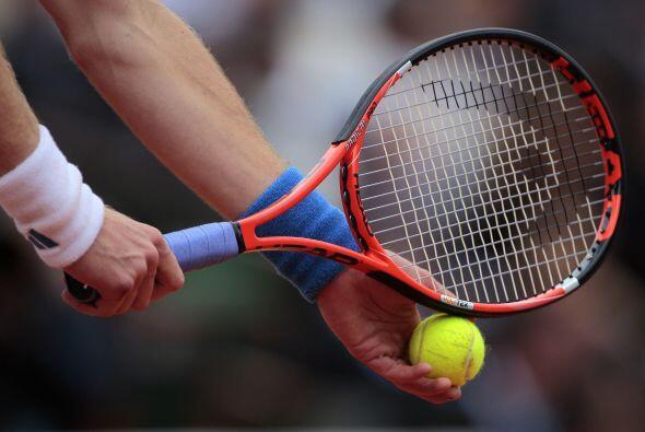 Quinto día de competencias en la tierra batida de Roland Garros y...
