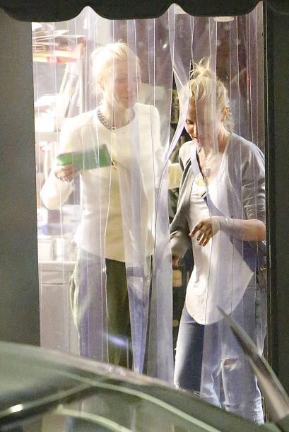 ¡Qué coincidencias! Las cámaras captaron a Gwyneth Paltrow cenando con...