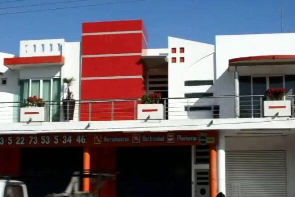 Otra de las residencias está localizada en el municipio de Parácuaro, la...