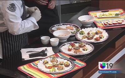Prepara deliciosos platillos para los festejos del 5 de mayo