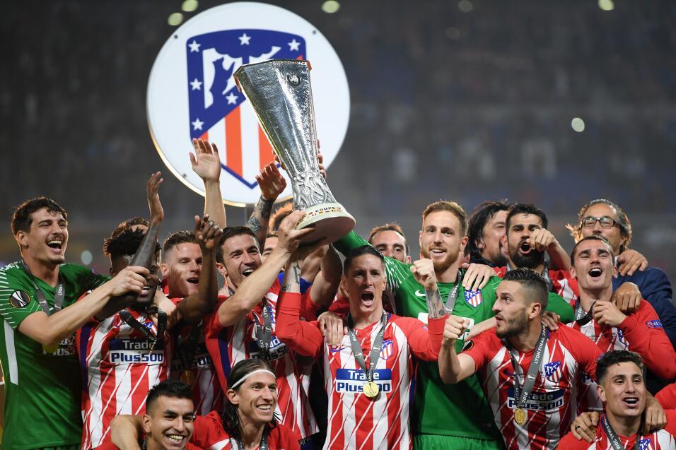 """Griezmann: """"Ojalá pueda ganar más títulos"""" gettyimages-959290864.jpg"""