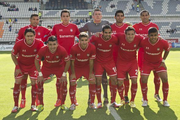Con José Saturnino Cardozo en la dirección técnica, el Toluca mantiene l...