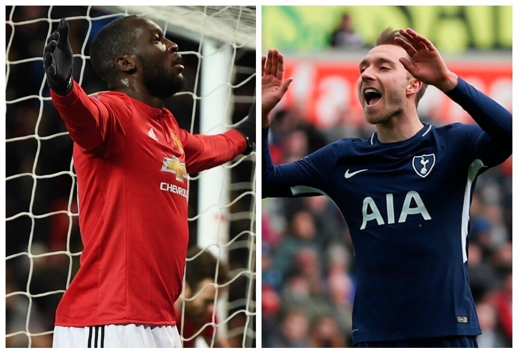 Manchester United y Tottenham avanzaron a semifinales de la F.A. Cup unt...