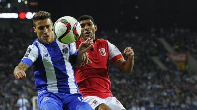 Oporto 0-0 Sporting Braga: Dragones empatan y pierde el liderato