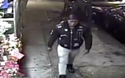 Una imagen del hombre que atacó a un mexicano en el Subway porque...