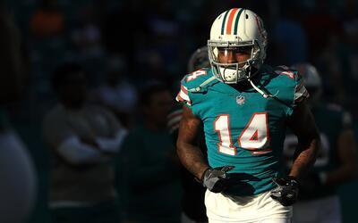Landry anotó nueve touchdowns la campaña anterior.