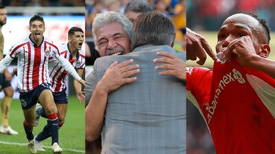 Revive todos los goles de la Jornada 12 de la Liga MX