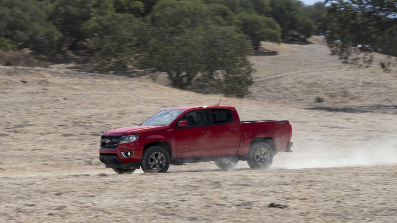 Chevrolet Colorado diesel 2016