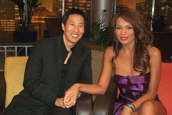 Ilia tiene una relación muy estable con su novio Eugene Jang.