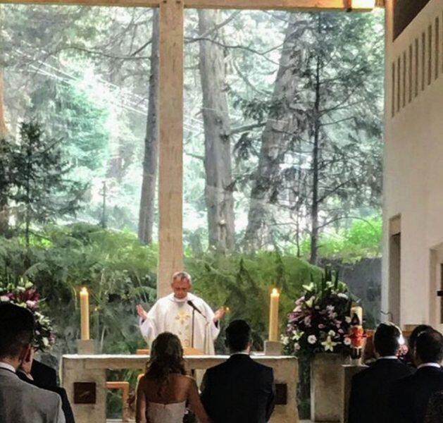 Ingrid Martz y Rodrigo Luque celebraron gran boda