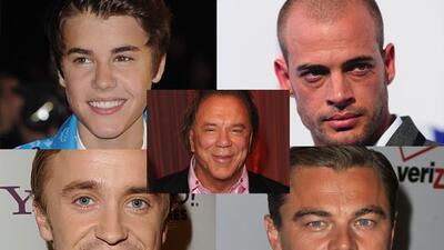 Algunos famosos han visto quedar en el pasado sus mejores años y ahora l...