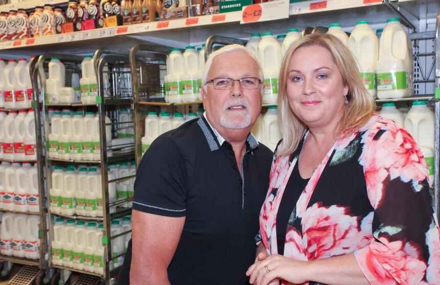 Encuentra al amor de su vida en el supermercado
