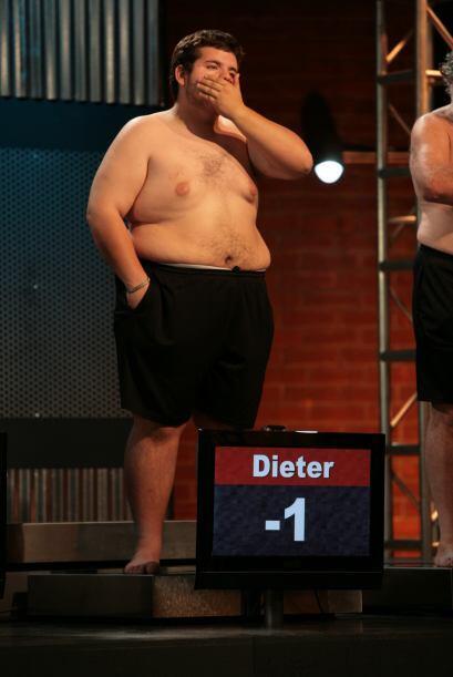 Por fortuna para él y su equipo, Dieter decidió entregarse con más energ...