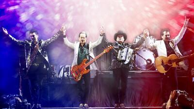 Los Tigres del Norte ofrecerá concierto en Texas con el propósito de promover el voto hispano