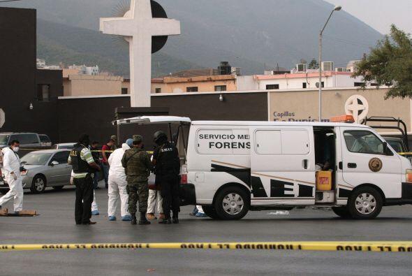 Esta zona era controlada por Los Zetas al igual que la mayoría del sur,...