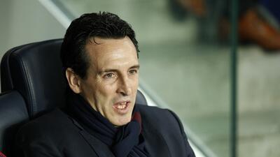 ¿Emery tiene las horas contadas en el PSG? Estos serían los candidatos a reemplazarlo
