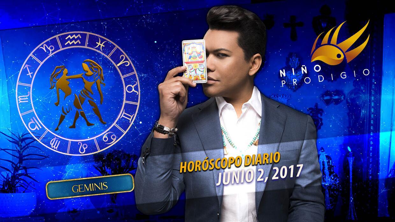 Niño Prodigio - Géminis 2 de junio 2017